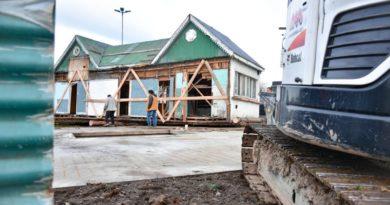 Complejo Pueblo Viejo: Se traslado de la Casa Leviñanco