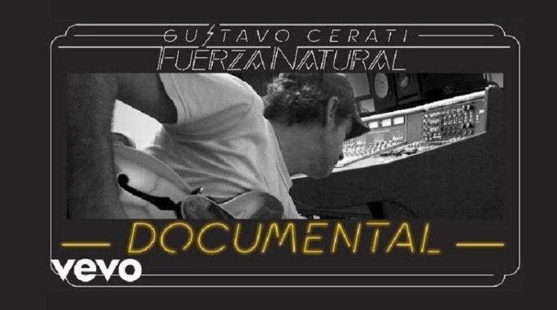 El documental «Fuerza Natural», de Gustavo Cerati, puede verse de manera online