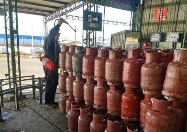 Cronograma de las empresas distribuidoras de Gas Envasado y a Granel